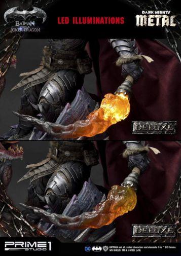Prime 1 Studio - Batman - Dark Knights Metal - Batman vs Joker Dragon - 03