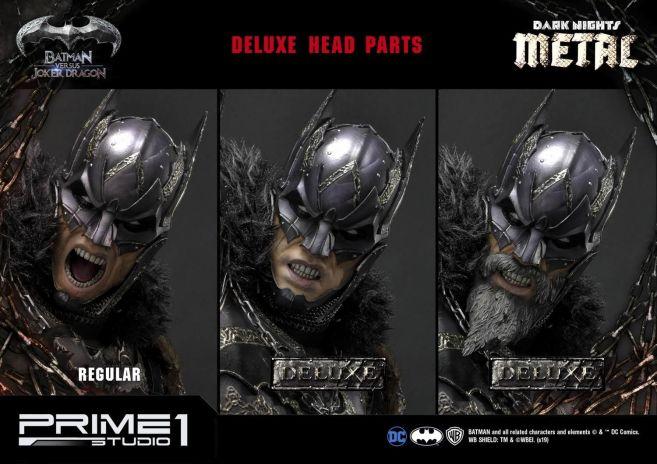 Prime 1 Studio - Batman - Dark Knights Metal - Batman vs Joker Dragon - 05