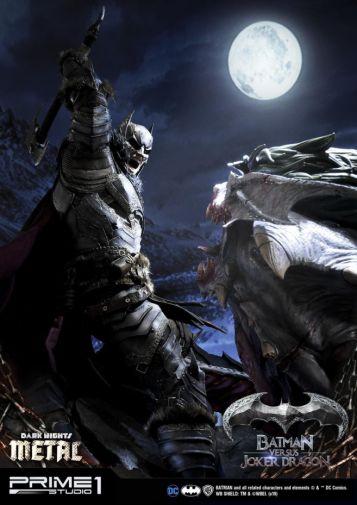 Prime 1 Studio - Batman - Dark Knights Metal - Batman vs Joker Dragon - 13