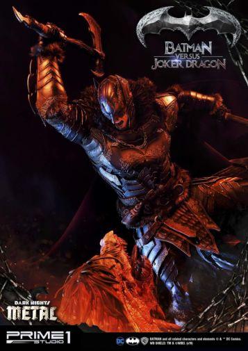 Prime 1 Studio - Batman - Dark Knights Metal - Batman vs Joker Dragon - 15