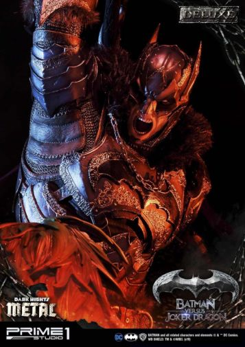 Prime 1 Studio - Batman - Dark Knights Metal - Batman vs Joker Dragon - 19
