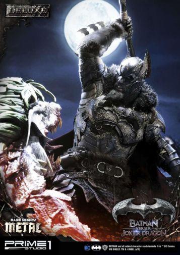 Prime 1 Studio - Batman - Dark Knights Metal - Batman vs Joker Dragon - 22