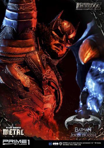Prime 1 Studio - Batman - Dark Knights Metal - Batman vs Joker Dragon - 23