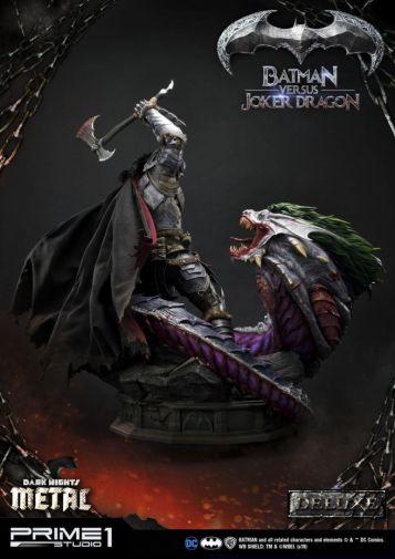 Prime 1 Studio - Batman - Dark Knights Metal - Batman vs Joker Dragon - 33