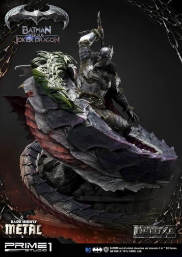Prime 1 Studio - Batman - Dark Knights Metal - Batman vs Joker Dragon - 39