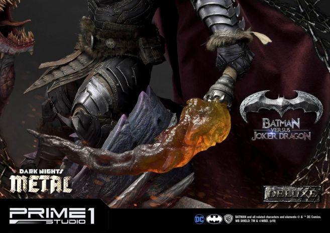 Prime 1 Studio - Batman - Dark Knights Metal - Batman vs Joker Dragon - 50