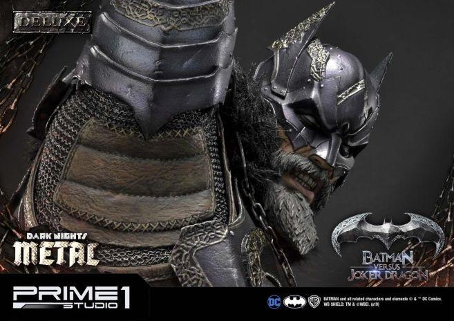 Prime 1 Studio - Batman - Dark Knights Metal - Batman vs Joker Dragon - 54