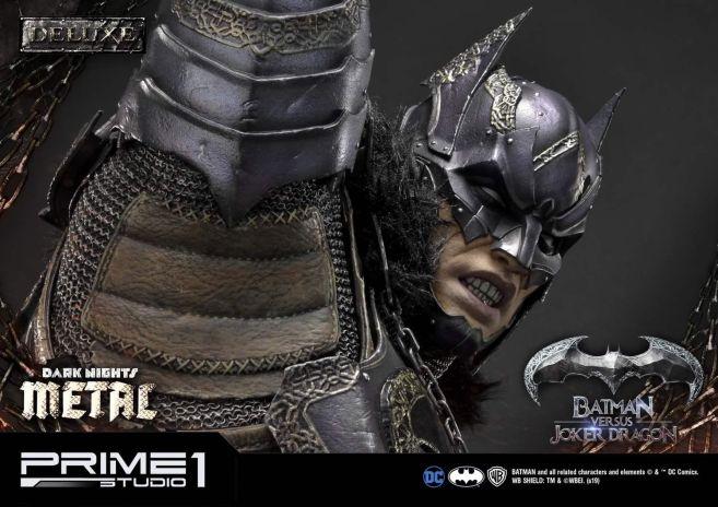 Prime 1 Studio - Batman - Dark Knights Metal - Batman vs Joker Dragon - 55