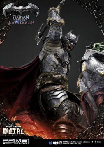 Prime 1 Studio - Batman - Dark Knights Metal - Batman vs Joker Dragon - 70