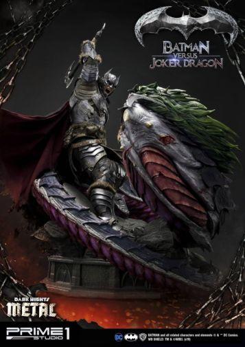 Prime 1 Studio - Batman - Dark Knights Metal - Batman vs Joker Dragon - 71