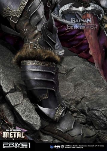 Prime 1 Studio - Batman - Dark Knights Metal - Batman vs Joker Dragon - 74