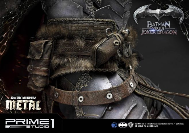Prime 1 Studio - Batman - Dark Knights Metal - Batman vs Joker Dragon - 84
