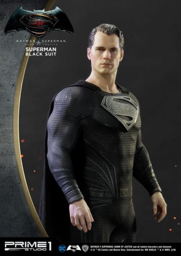 Prime 1 Studio - Superman - Black Suit Superman - 02