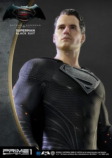 Prime 1 Studio - Superman - Black Suit Superman - 10