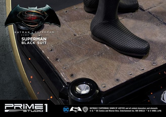 Prime 1 Studio - Superman - Black Suit Superman - 19
