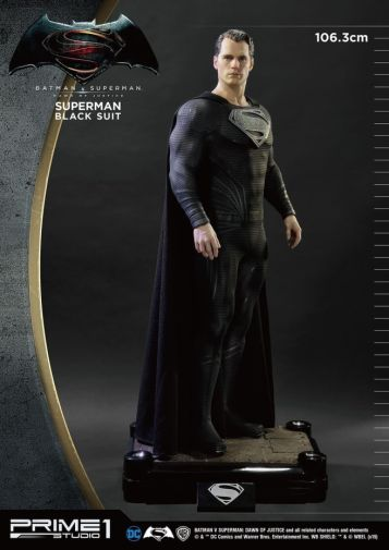Prime 1 Studio - Superman - Black Suit Superman - 21