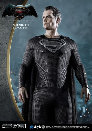 Prime 1 Studio - Superman - Black Suit Superman - 23