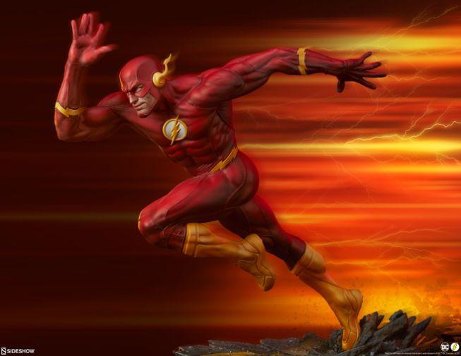 Sideshow - Flash - Flash Premium Format Figure - 01