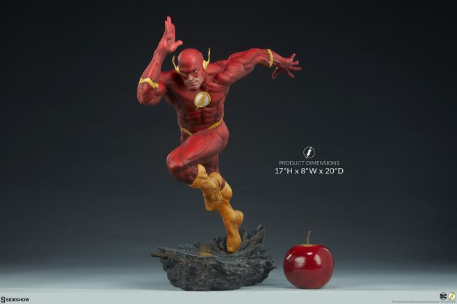 Sideshow - Flash - Flash Premium Format Figure - 04