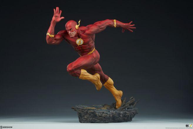 Sideshow - Flash - Flash Premium Format Figure - 05