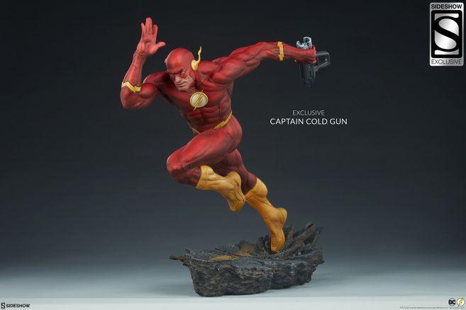 Sideshow - Flash - Flash Premium Format Figure - 21