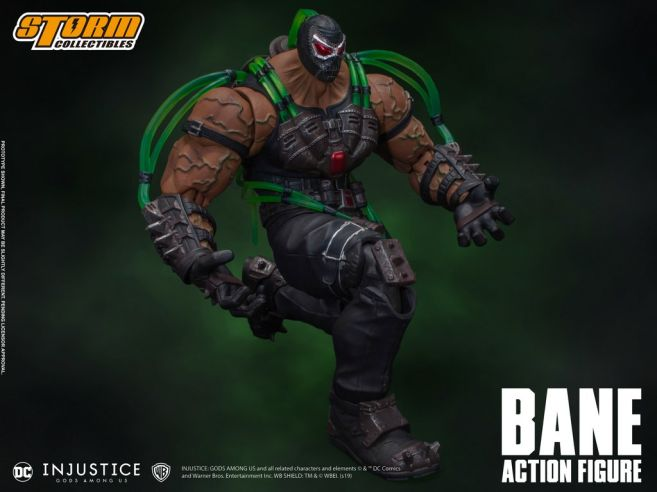 Storm Collectibles - Injustice Gods Among Us - Bane - 10
