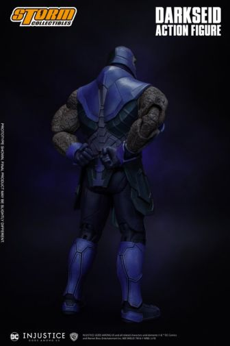 Storm Collectibles - Injustice Gods Among Us - Darkseid - 05