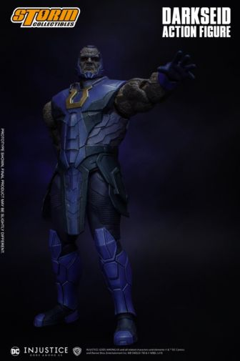 Storm Collectibles - Injustice Gods Among Us - Darkseid - 06