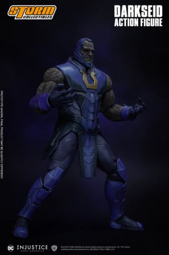 Storm Collectibles - Injustice Gods Among Us - Darkseid - 07