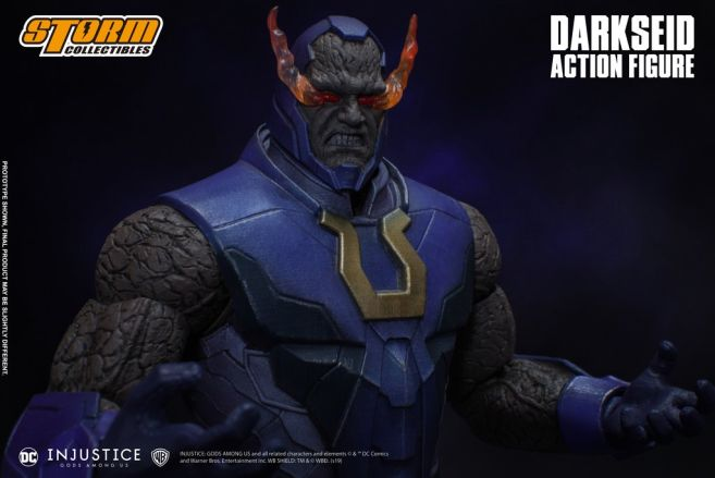 Storm Collectibles - Injustice Gods Among Us - Darkseid - 08