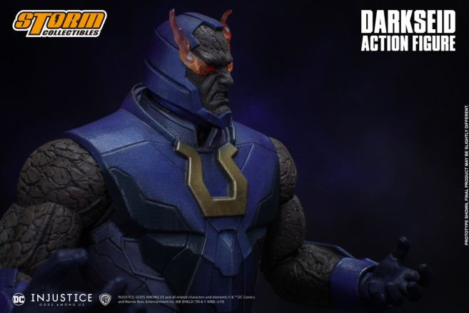 Storm Collectibles - Injustice Gods Among Us - Darkseid - 09
