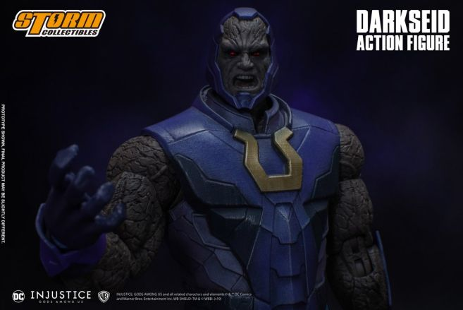 Storm Collectibles - Injustice Gods Among Us - Darkseid - 12