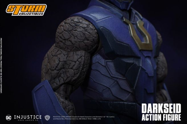 Storm Collectibles - Injustice Gods Among Us - Darkseid - 15