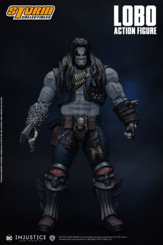 Storm Collectibles - Injustice - Lobo - 03