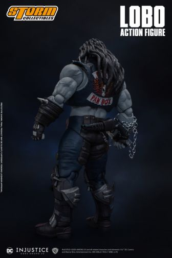 Storm Collectibles - Injustice - Lobo - 05
