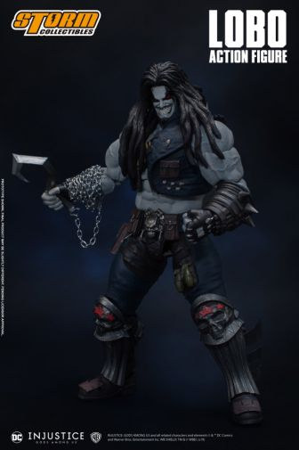 Storm Collectibles - Injustice - Lobo - 08