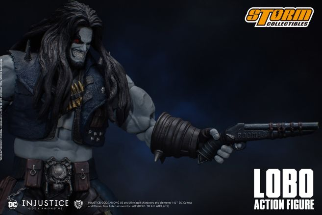 Storm Collectibles - Injustice - Lobo - 10