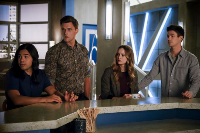 The Flash - Season 6 - Ep 01 - 09