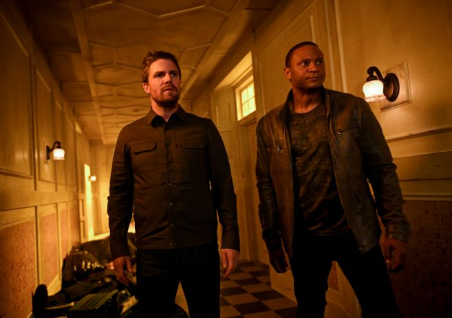 Arrow - Season 8 - Ep 02 - 07