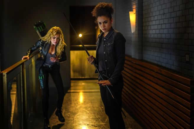 Arrow - Season 8 - Ep 03 - 05