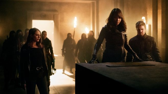 Arrow - Season 8 - Ep 03 - 07
