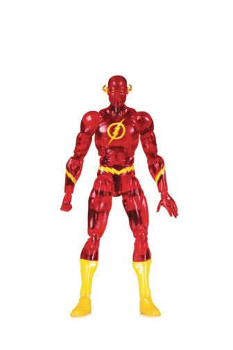DC Collectibles - June 2020 - DC Essentials - Flash - Speed Force - 01