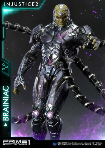 Prime 1 Studio - Injustice 2 - Brainiac - 01