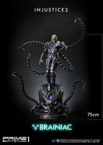 Prime 1 Studio - Injustice 2 - Brainiac - 02
