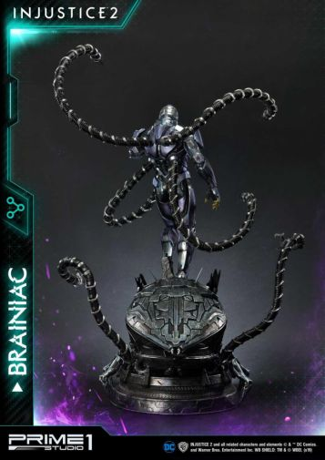 Prime 1 Studio - Injustice 2 - Brainiac - 09