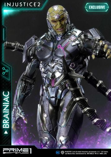Prime 1 Studio - Injustice 2 - Brainiac - 12