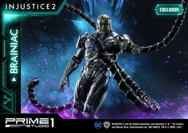 Prime 1 Studio - Injustice 2 - Brainiac - 15