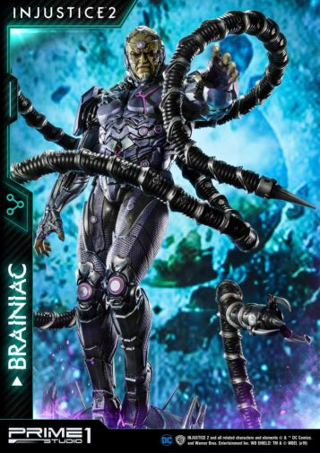 Prime 1 Studio - Injustice 2 - Brainiac - 21