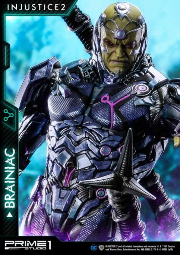Prime 1 Studio - Injustice 2 - Brainiac - 22