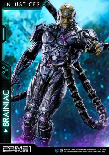 Prime 1 Studio - Injustice 2 - Brainiac - 23